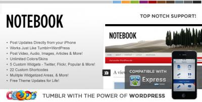 WP Notebook
